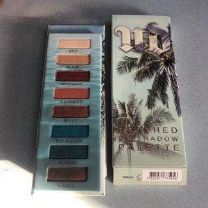 Urban Decay Beached Eyeshadow Palette